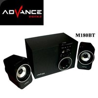 Jual Speaker Advance M180BT Bluetooth USB SD Slot