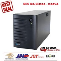 Jual UPS ICA CE-1200 (1200VA) (Komputer JAKSEL)