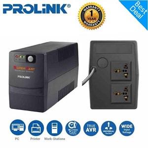 UPS Prolink PRO700 Series (Komputer Bintaro)