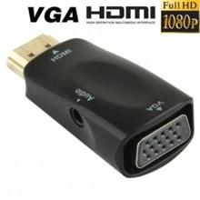 HDMI to VGA Dongle with Audio (Bintaro)