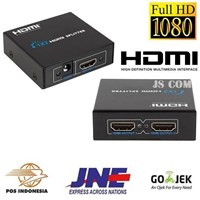 Jual HDMI Splitter 2-Port (komputer Jakarta Selatan)