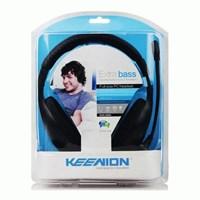 Jual Headset Keenion KOS-0015 Extra bass