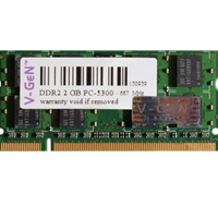 Jual Memory Laptop DDR2 V-GEN 2GB PC5300-667MHZ