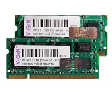 Memory Laptop DDR2 V-GEN 1GB PC6400-800MHZ