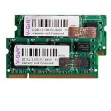 Memory Laptop DDR2 V-GEN 2GB PC6400-800MHZ