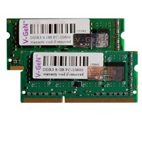 Jual Memory Laptop DDR3 V-GEN 4 GB PC10600-1333MHZ