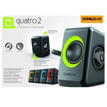 Speaker Sonic Gear Quatro 2 Power USB