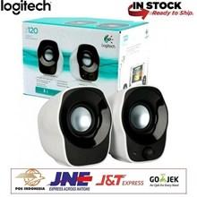 Speaker Logitech Z120 Stereo (komputer Bintaro)