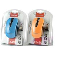 Jual Mouse Wireless Cliptec VIVID RZS848 2.4GHz