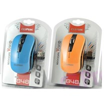 Mouse Wireless Cliptec VIVID RZS848 2.4GHz