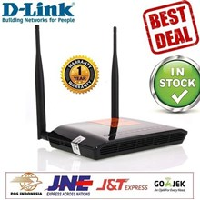 MODEM ADSL WIRELESS ROUTER D-LINK DSL-2750E