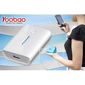 Dari Power Bank Yoobao 5200mah YB-626 Q-Master 1