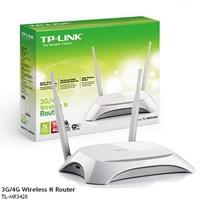 Jual 3G 4G Router Wireless N  TP-Link TL-MR3420 (Komputer Jakarta Selatan)