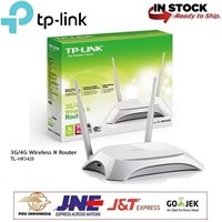 Jual 3G 4G Router Wireless N  TP-Link TL-MR3420