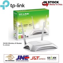 3G 4G Router Wireless N  TP-Link TL-MR3420