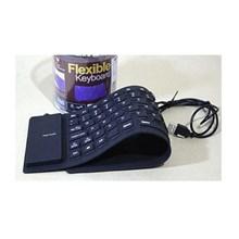 Keyboard Komputer Karet Elastis