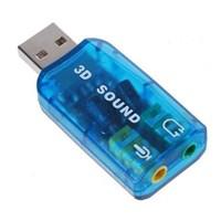 Jual USB Sound 5.1 CH ( komputer jakarta Selatan )