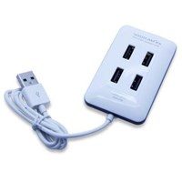 Jual SIYOTEAM SY-H12 Stylish Compact High Speed 4-Port USB 2.0 HUB