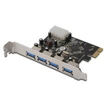 USB PCI Express Ver. 3.0 4 Port