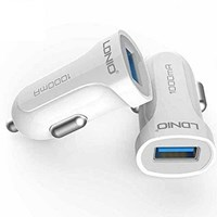 Jual LDNIO Lightning USB Mini Smart Car Charger 1000 MA