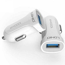 LDNIO Lightning USB Mini Smart Car Charger 1000 MA