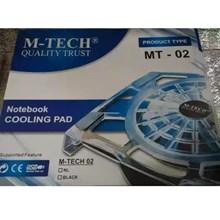 Cooling Pad M Tech Mt 02 Untuk Laptop dan Notebook