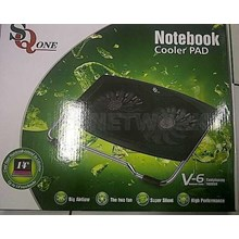 Cooler Pad SQ One V-6