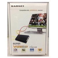 Jual TV TUNER GADMEI TV-3810E untuk Monitor Tabung dan LCD