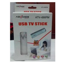 TV Tuner Advance ATV-690FM USB TV Stick
