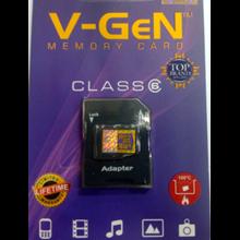 Micro SD V-Gen 16gb Class 6  (Komputer Bintaro Pondok Indah Rempoa Ciputat Lebak bulus Pondok Pinang RS FATMAWATI Jakarta Selatan)
