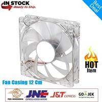 Jual Fan casing 12 cm lampu Warna