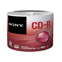 Jual Sony CD-R Data Storage Media (50 Pcs)