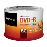 Jual DVD-R Sony 16X 4.7GB (50pcs) Komputer Jakarta Selatan