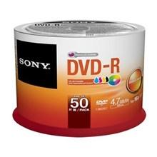 DVD-R Sony 16X 4.7GB (50pcs) Komputer Jakarta Selatan