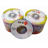 Jual CD-R Plus GT-PRO 52X 700MB (tabung 50pcs)