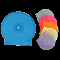 Jual CD Case Oval  Kotak CD Tipis