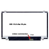 Jual LCD LED Laptop 14.0 Inch Slim 30 Pin. For Acer  Lenovo
