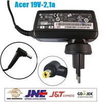 Jual Adaptor Acer  19v 2.15A Aspire One 521 522 532H 533 722 725 753 756 D257 D260 D270 E100 Happy Series