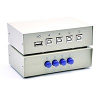 Jual Gadget USB Data Switch Usb 4 Port ( Komputer Bintaro Pondok Indah Rempoa Ciputat Lebak bulus Pondok Pinang RS fatmawati Jakarta Selatan)