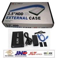 Jual Casing External Harddisk 3.5 Inch Sata (Case HDD Eksternal Sata USB)