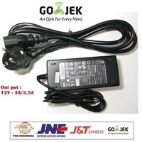 Jual Adaptor AC 12V-3A Untuk LCD Monitor DVR CCTV