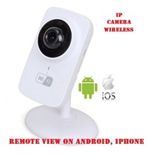 Kamera CCTV  V380 IP CAMERA WIRELESS HD720P