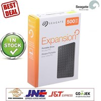 Jual HDD Hardisk External Seagate Expansion 2.5 Inch 500GB USB 3.0