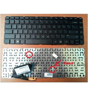 Keyboard Laptop HP Pavilion Sleekbook 14-B100 14Z-B100 Pavilion 14-B05