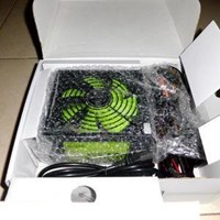 Power Supply Dazumba 500 Watt Modular Waranty Lifetime Murah 5
