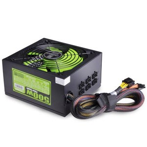 Power Supply Dazumba 500 Watt Modular Waranty Lifetime