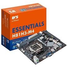 Mainboard ECS H81H3-M4 (LGA1150. Intel H81. DDR3)