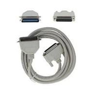 Kabel Printer Paralel LPT 25 Pin Male Female – Putih [5 M] 1