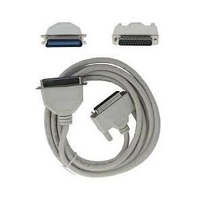 Kabel Printer Paralel LPT 25 Pin Male Female – Putih [5 M]