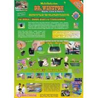 Distributor Magic Cleaner Multipurpose Dr Winston 70ml [ Print Head Cleaner ] 3